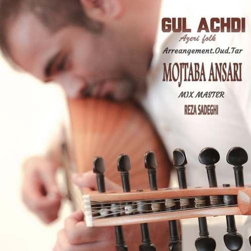 دانلود آهنگ جدید مجتبی انصاری gulachdi