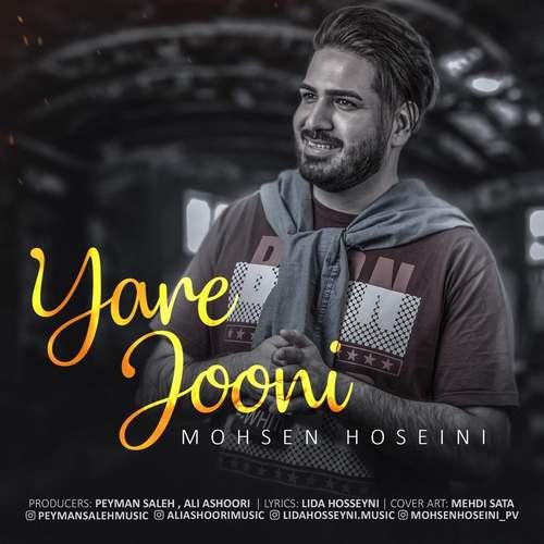 دانلود آهنگ جدید محسن حسینی یار جونی