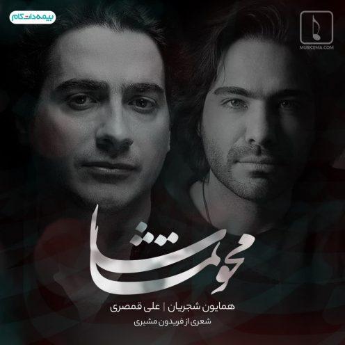 دانلود آهنگ جدید همایون شجریان و علی قمصری محو تماش