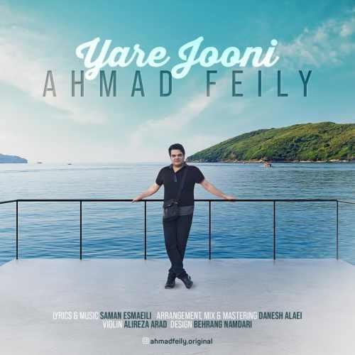 دانلود آهنگ جدید احمد فیلی یار جونی