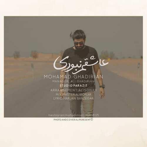 دانلود آهنگ جدید محمد قدیریان عاشقم نبودی