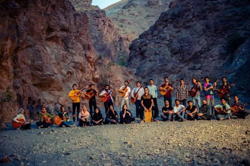 دانلود آهنگ جدید آرفا بند جزیره از امین پرور (گیتار ورژن)