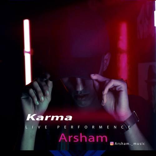 دانلود آهنگ جدید آرشام کارما